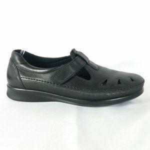 SAS 8.5 Black 8.5 Roamer Comfort Shoes S10-11